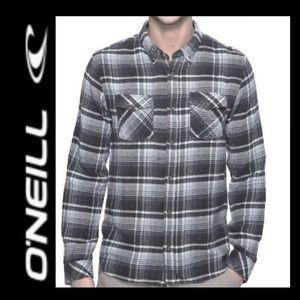 O'NEILL Butler Flannel Plaid Shirt